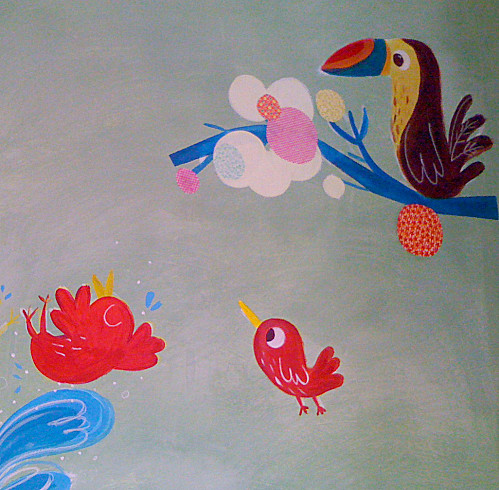 fresque Josephine